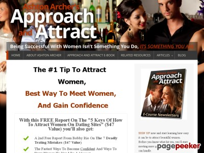 approach and attract e book