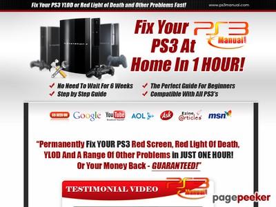 fix sony ps3 repair guide free owners manual u2022 rh wordworksbysea com Sony PlayStation Logo Sony PS2