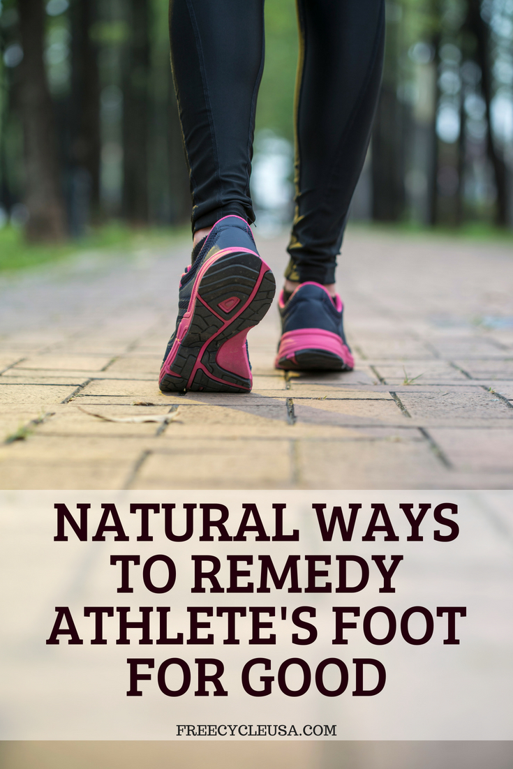 Remedy Athletes Foot